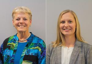 Washington State Governor Jay Inslee announced his appointment of two new members to Cascadia College's Board of Trustees. Dr. Colleen Ponto and Dr. Meghan Quint will fill two open seats.