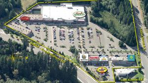 Location of Sprouts Farmers Market in Gateway Shopping Center. Image courtesy of Kimco Realty.