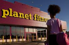 Planet Fitness will open the week of June 17th in the Gateway Shopping Center.  Photo courtesy of Planet Fitness.