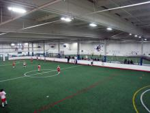 Redmond Arena Sports indoor recreation complex. Photo courtesy of Arena Sports.