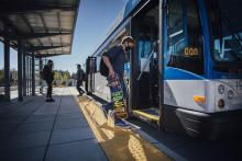 Community Transit's Proposed 2021 Budget will continue to prioritize safe travel for Snohomish County residents and includes an increase of approximately 4,000 hours of new service in 2021, a more moderate expansion than in previous years.
