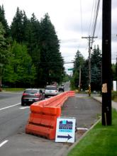 Snohomish County is preparing to work on a project to improve the intersection of 35th Avenue SE and 180th Street SE.