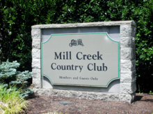 In a May 15, 2013 email to country club members the Mill Creek Country Club Board of Trustees announced that the decision of whether or not to sell the club has been postponed to give members a chance to reflect on their situation and to develop options.