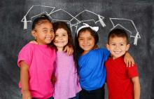 FREE full-day kindergarten is available at all district elementary schools for 2017-18. Photo courtesy of Everett Public Schools.