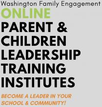 Registration for a free online 11-week Parent Leadership Training Institute designed to develop leadership and public speaking abilities in parents, children, community members, and family professionals is now open.   Graduates receive five college credits toward higher education goals by attending this Everett Community College course.