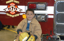 Snohomish County Fire District 7 invites residents to kick-off Fire Prevention Week at its Annual Open House on Sunday, October 6, 2013 from noon to 4 pm.