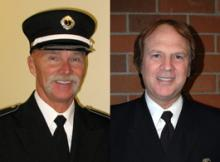Firefighters Gary Hood and Mike Tipp will be honored for their years of service to the citizens of Snohomish County Fire District 1 at a retirement ceremony at Martha Lake Fire Station.