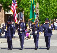 There will be no changes to Mill Creek's 2019 Memorial Day events. On Monday, May 27th, a Commemorative Ceremony will be held at the Mill Creek Veterans Monument followed by a parade down main street.