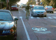 The Mill Creek City Council is considering a project to re-stripe a number of collector streets to be more bike friendly. This bike lane project is estimated to cost $25,000 to $50,000.