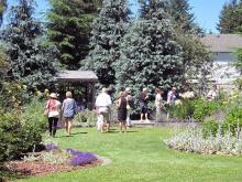 The hottest ticket in town goes on sale May 1 for the Mill Creek Garden Tour & Artisan Market set to hit the local scene on Saturday, June 22, 2019. Tour SIX great gardens with a lived-in vibe; shop for garden-related treasures from TEN talented artisans.