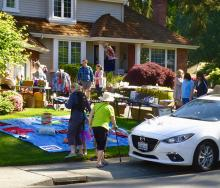 Here in 2019, the Mill Creek spring garage sale is Saturday, May 4th. As most people already know, Mill Creek's semi-annual garage sale is always held on the first Saturday in May and the first Saturday in October.