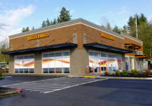 Construction is close to completion on a new Wells Fargo banking store at: 16330 Bothell Everett Hwy, Suite 101, Mill Creek, Wa. 98012. The banking store is set to open Monday, March 24, 2014.