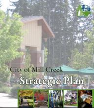 the Mill Creek City Council approved the strategic plan
