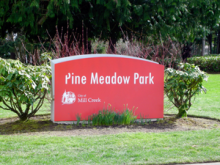 At their regular April 9th meeting the Mill Creek City Council decided that the current plan for park signs was not well conceived, and that City staff should come up with another plan.