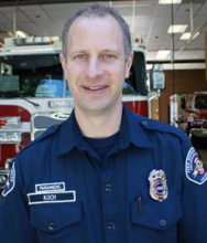 Firefighter/Paramedic Scott Koch is the new community resource paramedic serving Fire District 7, Monroe Fire District 3 and Lake Stevens Fire.