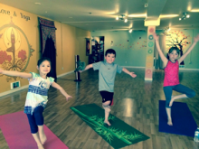 Laughing Buddha Yoga Studio of Mill Creek is excited to offer summer 2014 kids yoga programs for kids ages two to ten years.