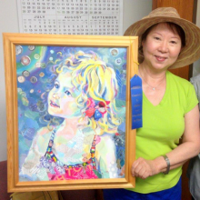 "Showing that ""Creativity is Ageless,"" two Mill Creek Senior Center members won awards at the 7th Annual Senior Art show hosted by the Kirkland Senior Council."
